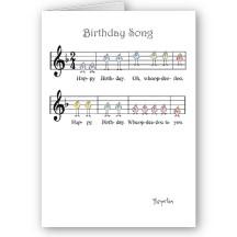 Regala una canción en Imagenes de cumpleaños