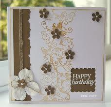 Tarjeta de cumpleaños elegante